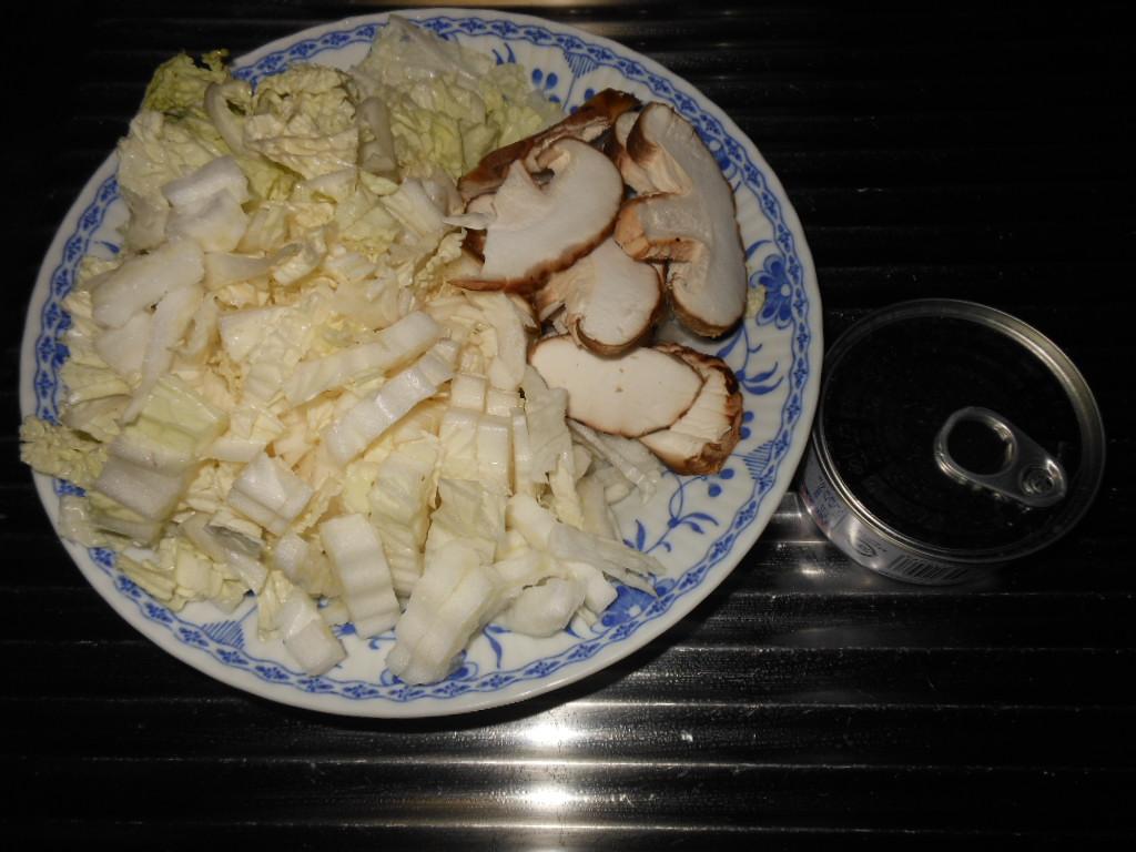 余った白菜を使う方法  白菜ピリ辛パスタの調理方法 レシピ
