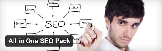 SEO対策に役立つプラグインAll in One SEO Pack