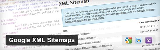 SEO対策に役立つプラグインGoogle Sitemap Generator