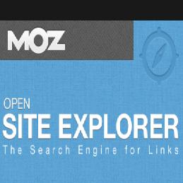 サイトの被リンク(バックリンク)を簡単に調べるツール(サイト)「Open Site Explorer」の使い方