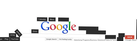グーグル 重力
