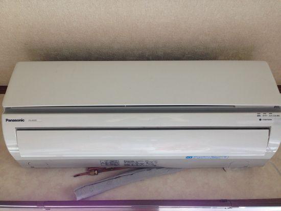 エアコンの取り付け方法 石膏ボードに取付け編 DIY