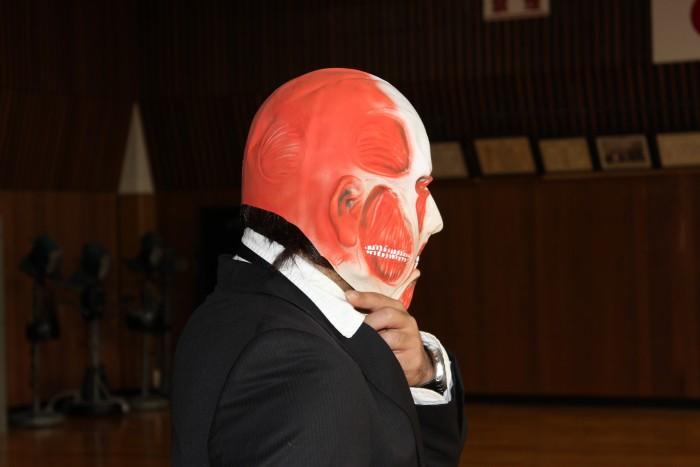 進撃の巨人マスク