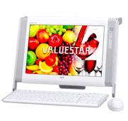 (NEC)VALUESTAR  VN500/KG PC-VN500KG リカバリー方法 スペック