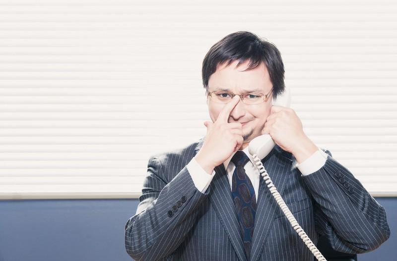 オレオレ詐欺の電話音声と手口