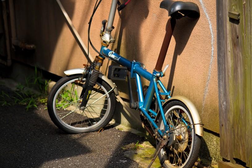 自転車の 放置自転車 警察 : ... 放置自転車の、お得な処分方法