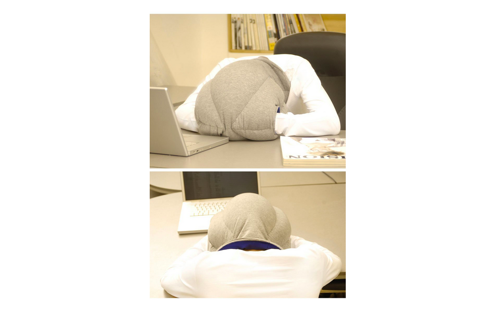 うつぶせ寝枕