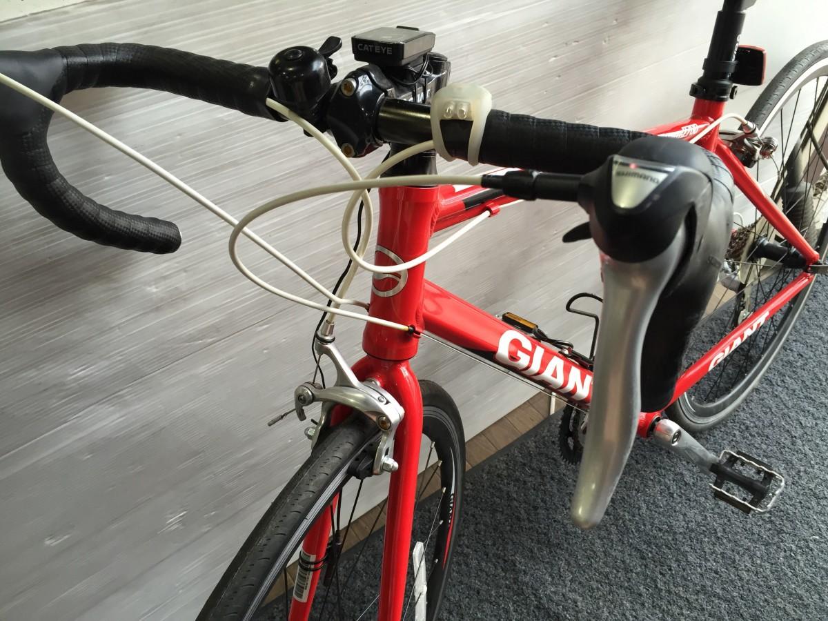 【おすすめ ロードバイク 】GIANT ジャイアント WINDMARK2700 レビュー