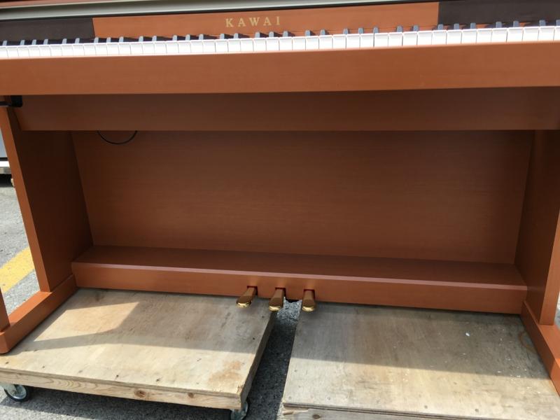 木製鍵盤  河合楽器(KAWAI) CA15C 電子ピアノ レビュー