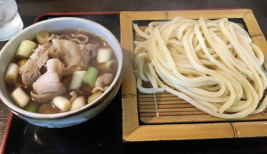【埼玉県西大宮】肉汁うどんが美味い「藤店うどん」個人的にはさいたまNO.1だと思います!