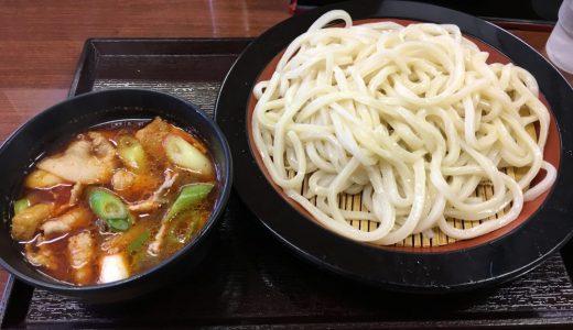 【さいたま市 激辛グルメ】辛いものが食べたくなったら「武蔵野うどん 藤原」がおすすめ!