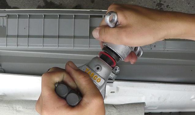 【フレア加工のやり方】エアコンの銅管(冷媒菅)の接続をフレアツールを使ってやってみる
