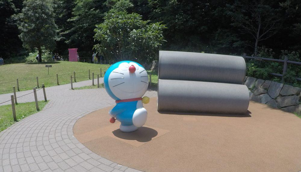 『藤子・F・不二雄ミュージアム』にいってきた!予約の方法や料金 混雑状況など