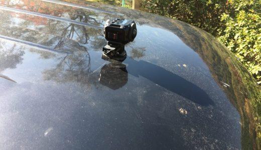 【Garmin VIRB 360 VR動画 レビュー】日光いろは坂の紅葉を撮影!日光東照宮写真も