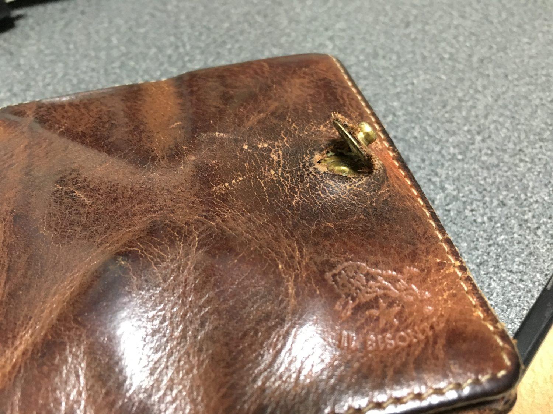 【メンズ イルビゾンテ 二つ折り財布 レビュー】 おすすめポイントと経年変化